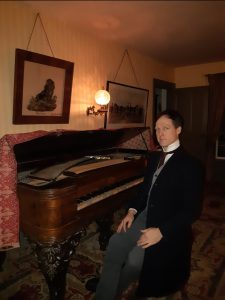 1860s Piano Forte - made in London, Ontario